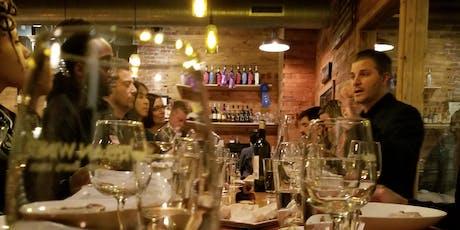 Tasting Class : Exploring Pinot Noir tickets