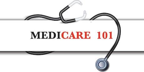 MISSION: Medicare - Open Enrollment 101 tickets