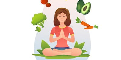 Intuitive Eating & Chair Yoga: Healing your relationship with food and body
