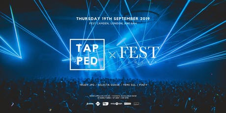 Tapped: Freshers Special at Fest Camden tickets