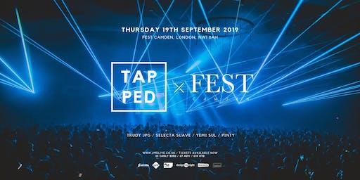 Tapped: Freshers Special at Fest Camden