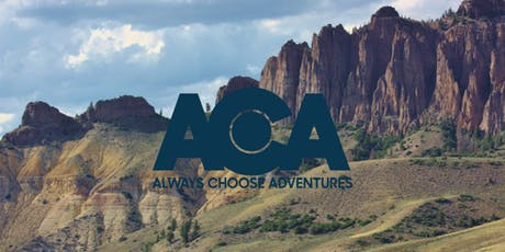 Labor Day Weekend with ACA! Paddle boarding and Camping tickets