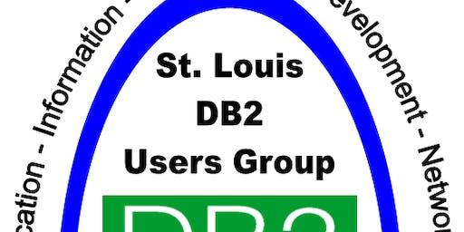 St. Louis DB2 Users Group (STLDUG) 201909