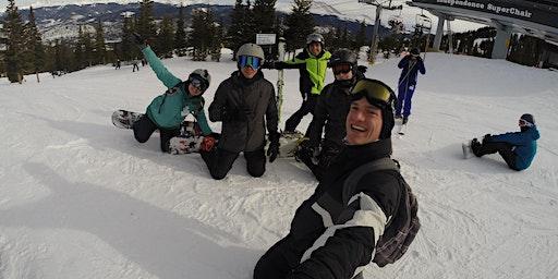 RecWell Ski Trip Winter 2019