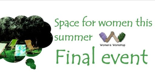 Space for Women this Summer - Final Event