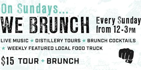 Tour & Toast Brunch Series tickets