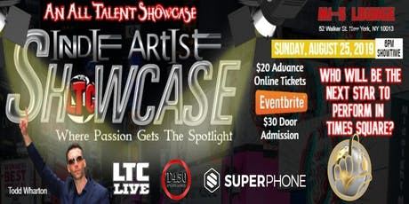 LTC Indie Artist Showcase tickets