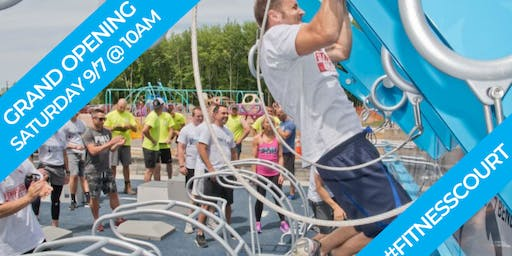 Free Classes on the new Fitness Court in Oakley!!