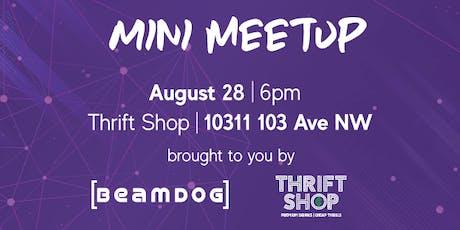 Edmonton Twitch Mini Meetup August 2019 tickets