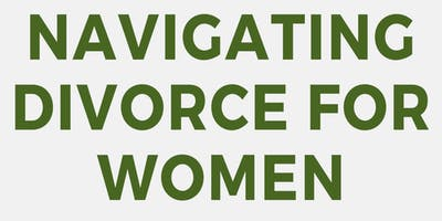 Navigating Divorce for Women