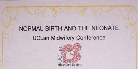 Normal Birth and The Neonate tickets