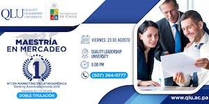 Reunión Informativa - Maestría en Mercadeo UChile