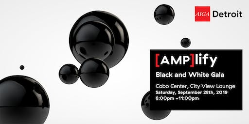 Amplify, Black and White Gala