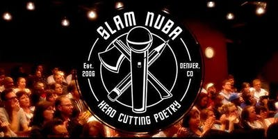 Nuba. Open Mic & Slam