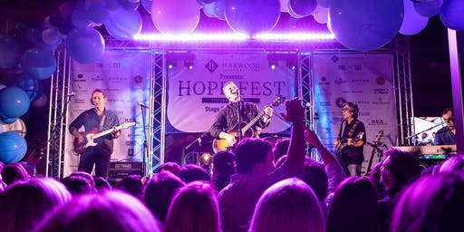 Hope Fest: Live from Harwood