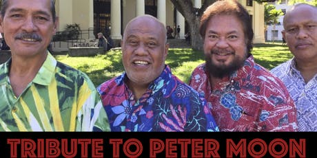 A Tribute To Peter Moon -- At Patrick Landeza's HOUSE OF HAWAIIAN MUSIC -Concord tickets