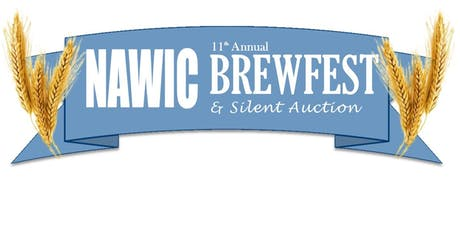 NAWIC 11th Annual Brewfest & Silent Auction tickets