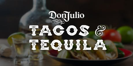 Taco & Tequila Dinner Pairing tickets