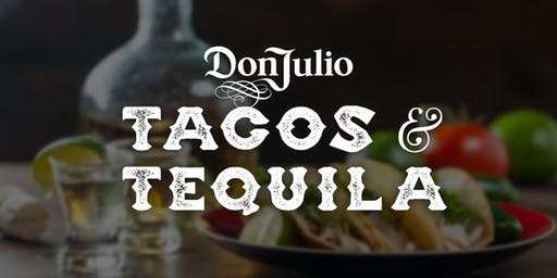 Taco & Tequila Dinner Pairing
