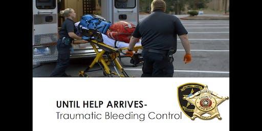 Traumatic Bleeding Control