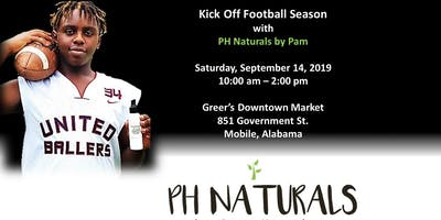 PH Naturals by Pam  Product Kick Off