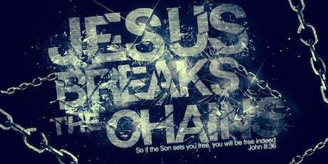 "Man Night ""Break the Chains"" tickets"