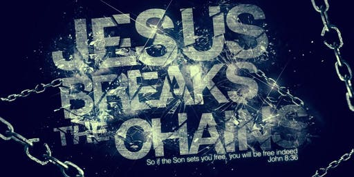 "Man Night ""Break the Chains"""