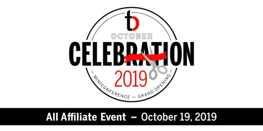 Tori Belle ALL Affiliate Event – October 2019 (1 Day Event)
