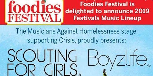 Foodies Festival  Oxford- Jessica Lee Morgan