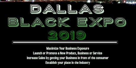 2019 DALLAS BLACK EXPO  tickets
