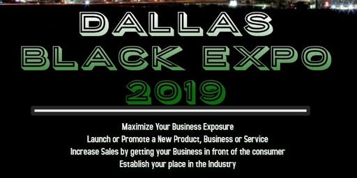 2019 DALLAS BLACK EXPO