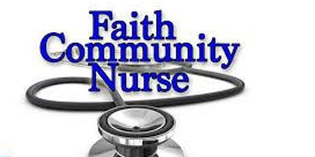 The Foundations of Faith Community Nursing tickets