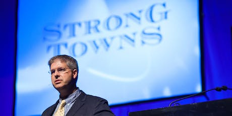 "Strong Towns ""Strong America"" tour talk & book signing with Charles L. Marohn, Jr. tickets"