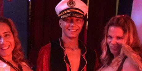 HALLOWEEN  COSTUME PARTY | YACHT PARTY CRUISE  tickets