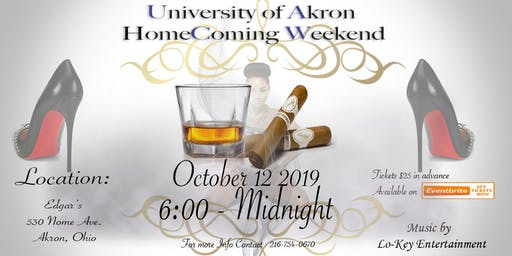 University of Akron HomeComing