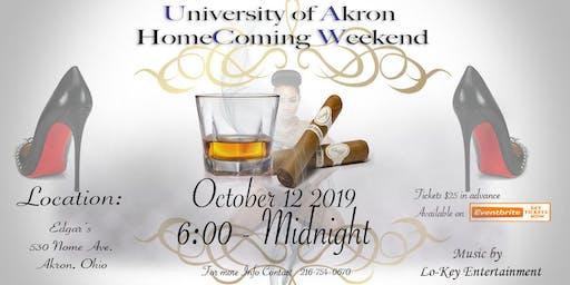 University of Akron HomeComing