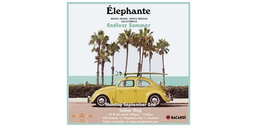 Elephante Labor Day - Endless Summer