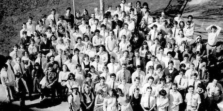 Monash Med 1979 entrants to 1984 grads reunion tickets