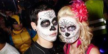LATIN HALLOWEEN YACHT PARTY CRUISE  | COSTUME PARTY  tickets