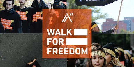 A21 Walk For Freedom 2019 tickets