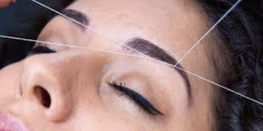 MicromiBrows Eyebrow Threading Training