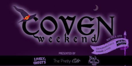 Coven Weekend II VIP tickets