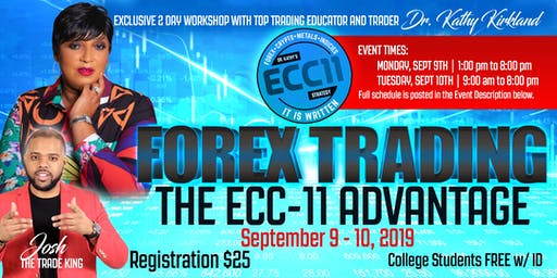 Forex Trading / The ECC-11 Advantage