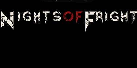 Nights of Fright tickets
