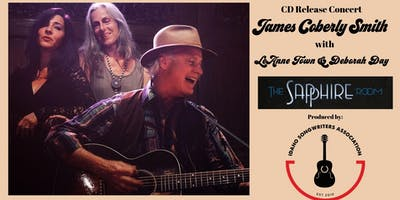 James Coberly Smith CD Release Concert with LeAnne Town & Deborah Day