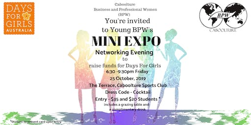 YBPW Mini Expo and Networking Evening