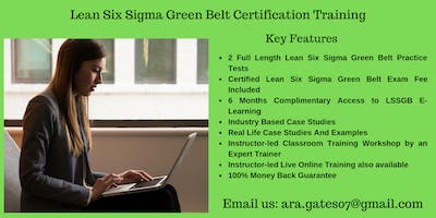 LSSGB Certification Course in Allentown, PA