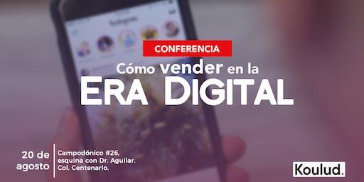 Conferencia GRATIS: Como Vender en la Era Digital