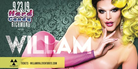 Hard Candy Richmond with Willam tickets