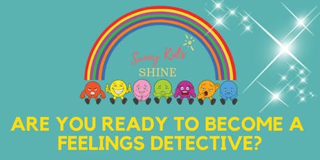 Become a Feelings Detective tickets